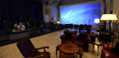 Baratti Antique Shop - Rental of Chesterfield sofas and armchairs for events - 4