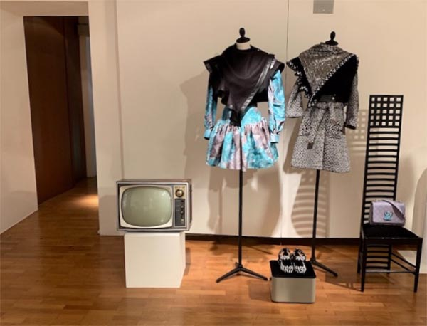 Vintage televisions for Louis Vuitton in collaboration with Urban Production