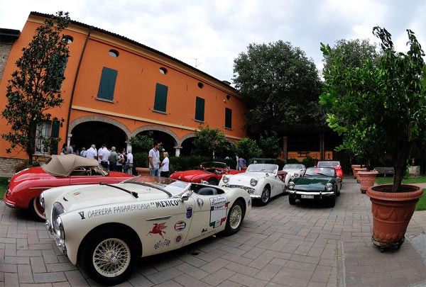 Vintage car event - Photo by Paolo Cozzi