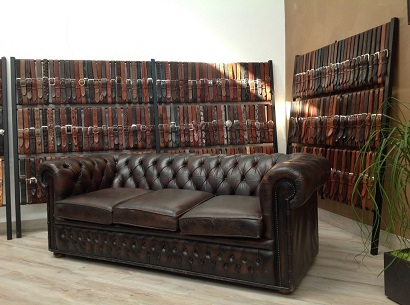 Chesterfield Sofas Baratti Antiquity - Headquarters - 1