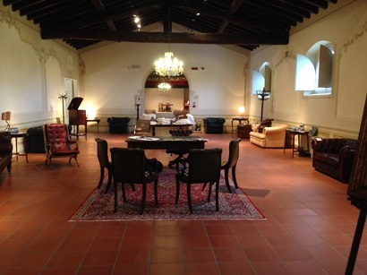 Baratti Antique Shop - Rental of Chesterfield sofas and armchairs for events - 8