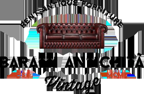 Baratti Antichità Logo - Divani e Poltrone Chesterfield - Vendita e Noleggio