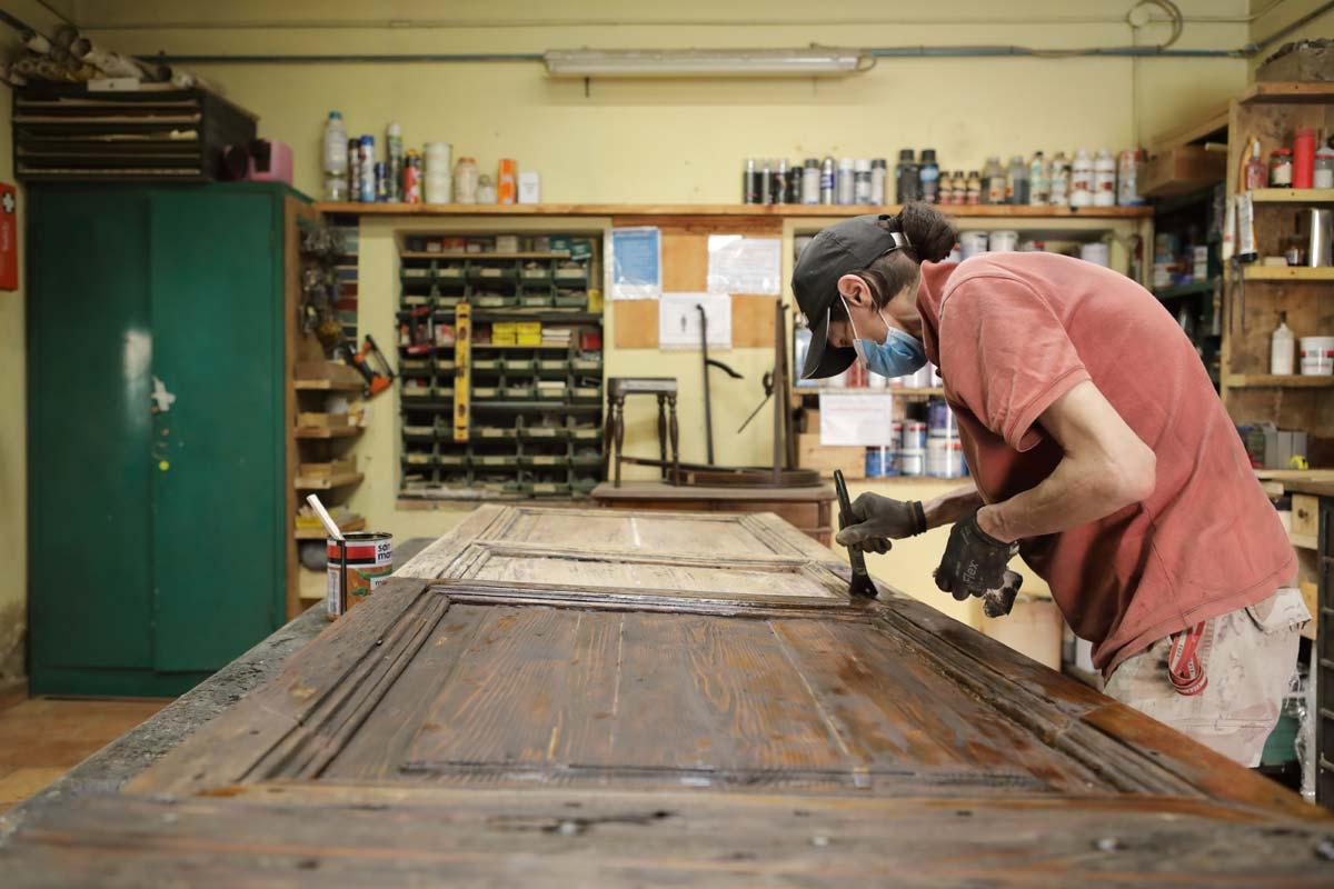 Baratti: restauro di mobili antichi
