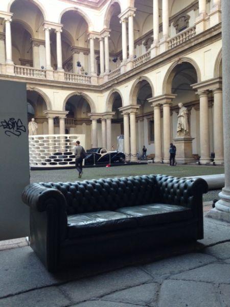 Allestimento giornata della Bugatti in collaborazione con studiokhom foto1.jpg