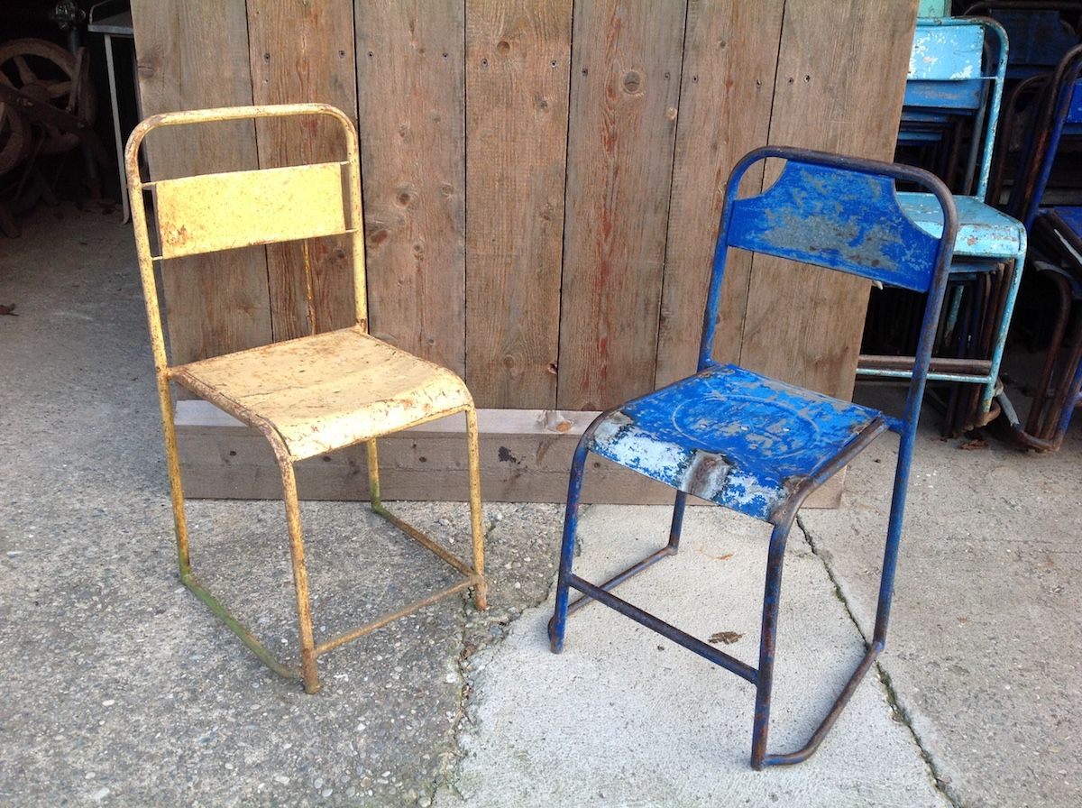 Iron chairs in various colors img_9291.jpg