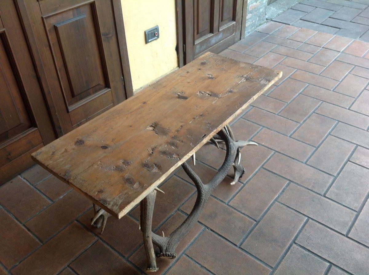 Tavolino in corna di cervo img_2731-1200.jpg