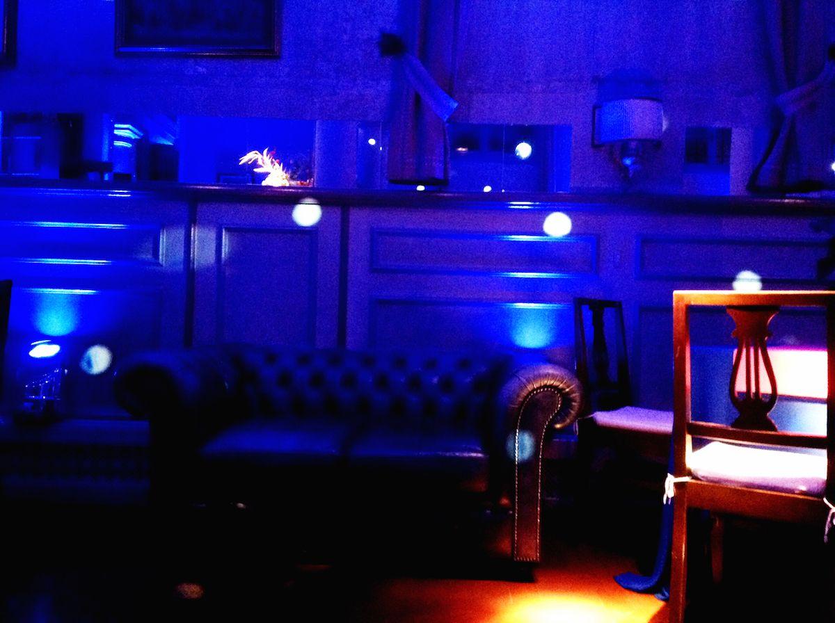 Set up at the La Sosta restaurant in Brescia image1copia.jpg