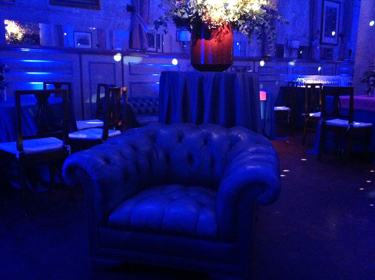 Set up at the La Sosta restaurant in Brescia image2copia.jpg