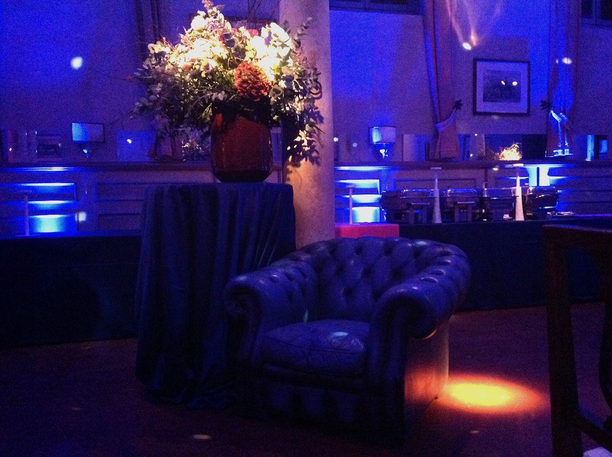 Set up at the La Sosta restaurant in Brescia image3copia.jpg