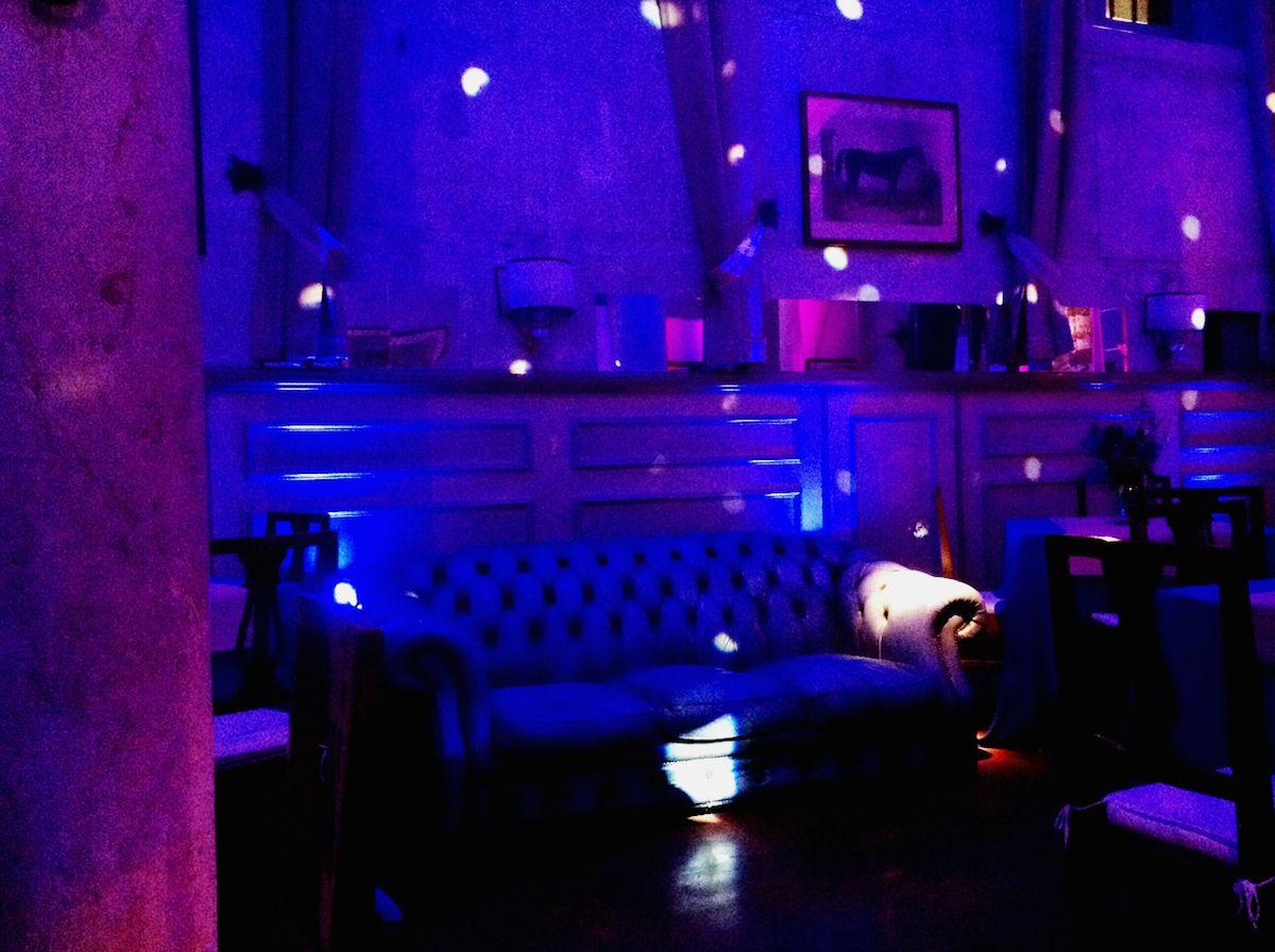 Set up at the La Sosta restaurant in Brescia image4copia.jpg