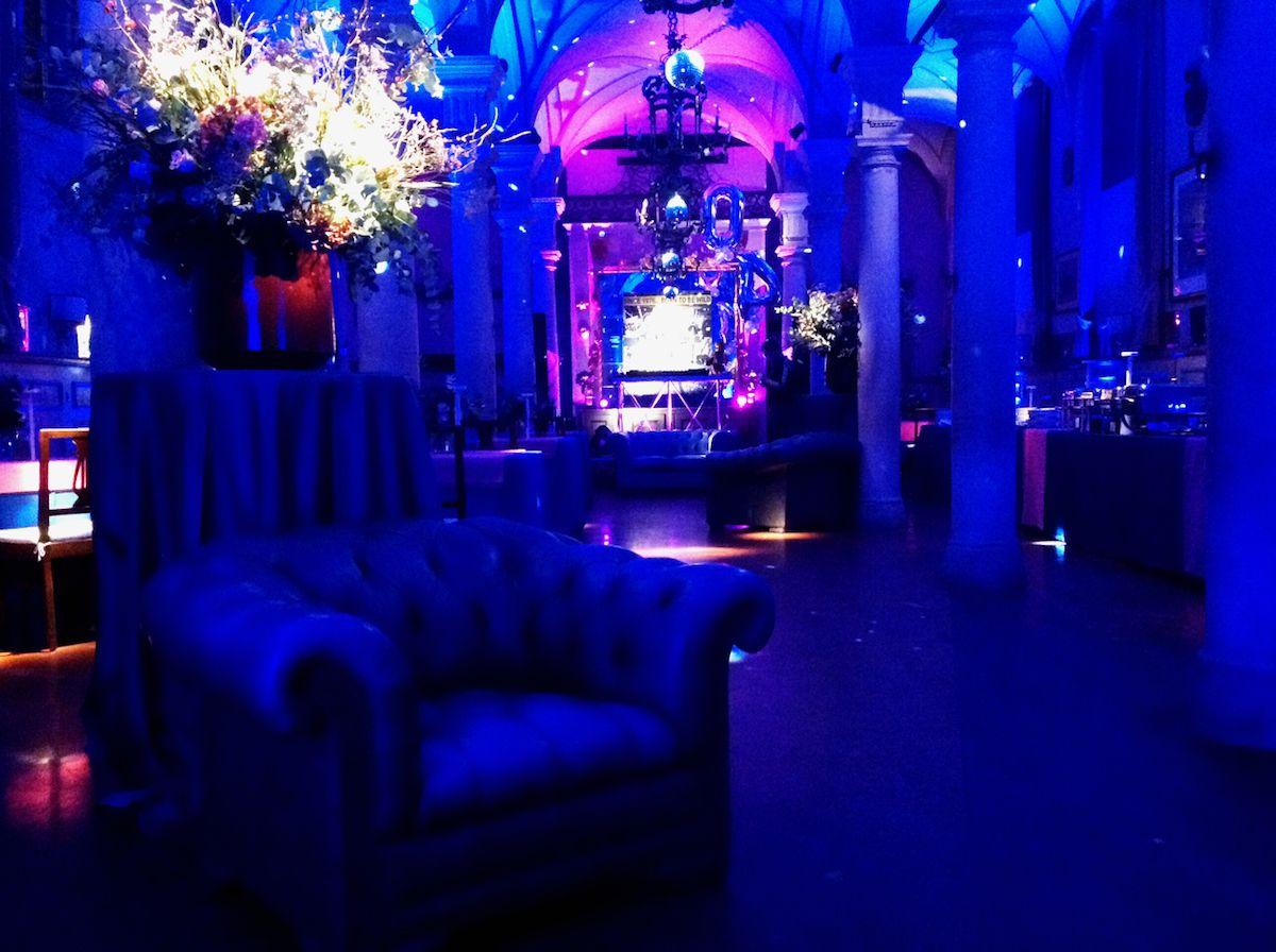 Set up at the La Sosta restaurant in Brescia image5copia.jpg