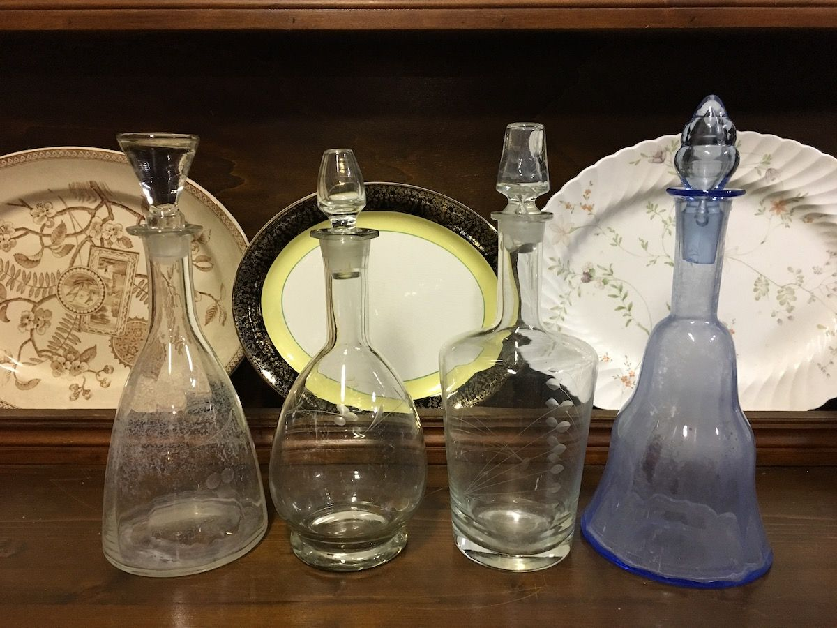 Bottiglie antiche in vetro soffiato img_3011.jpg