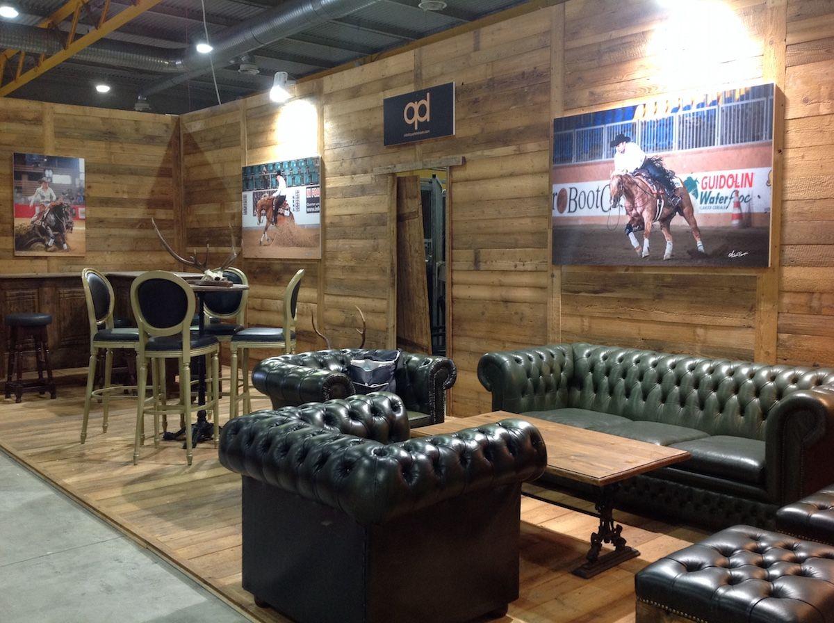 Allestimento alla fiera dei cavalli di Cremona per lo stand Quarter Dream img_9797.jpg