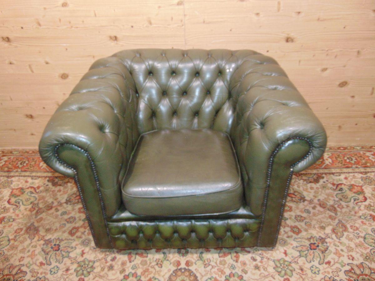 Poltrona Chesterfield verde 1789..jpg