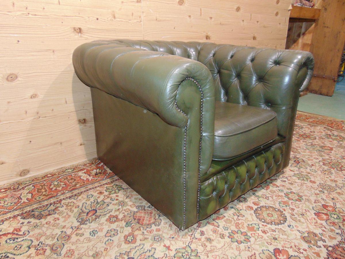 Poltrona Chesterfield verde 1789...jpg