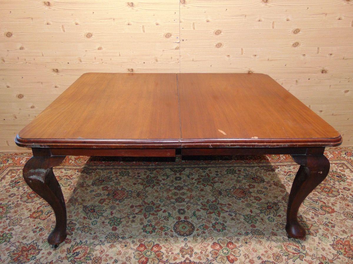 Tavolo in mogano allungabile 1807..jpg