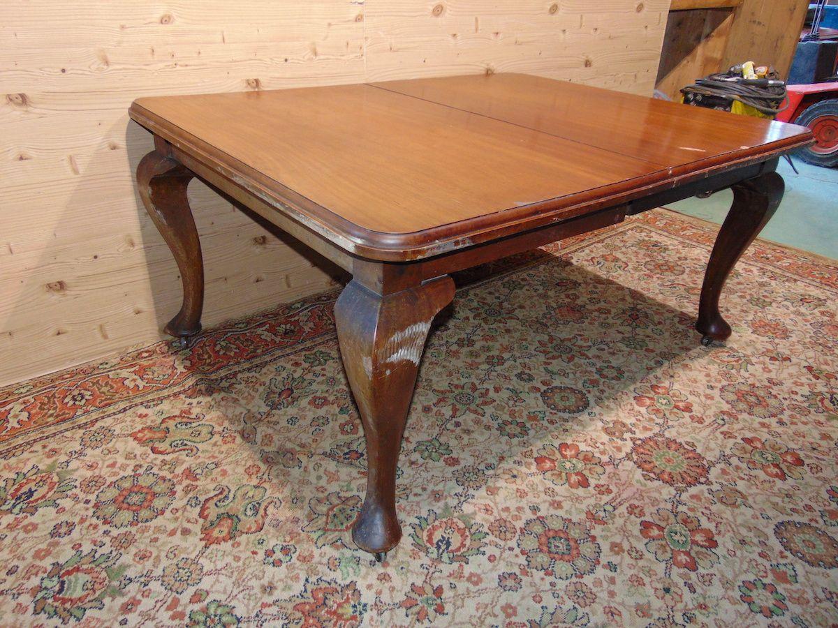 Tavolo in mogano allungabile 1807....jpg