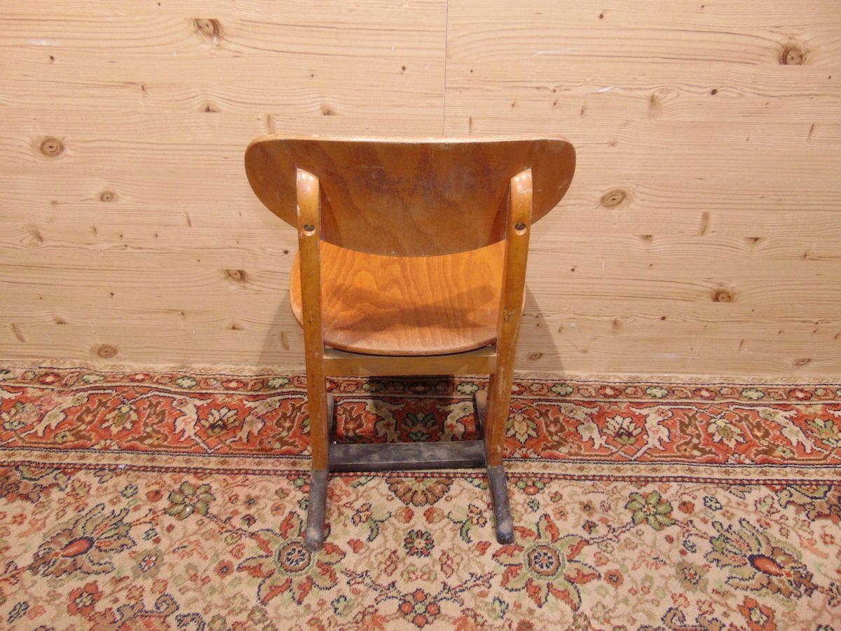 Sedie da scuola in legno 1808.......jpg