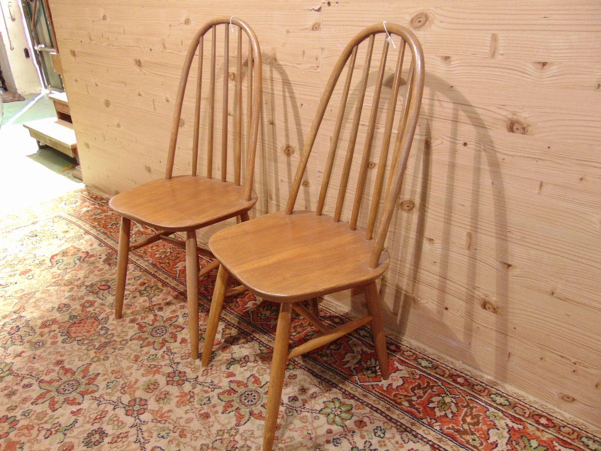 3 sedie ercol 1848....jpg