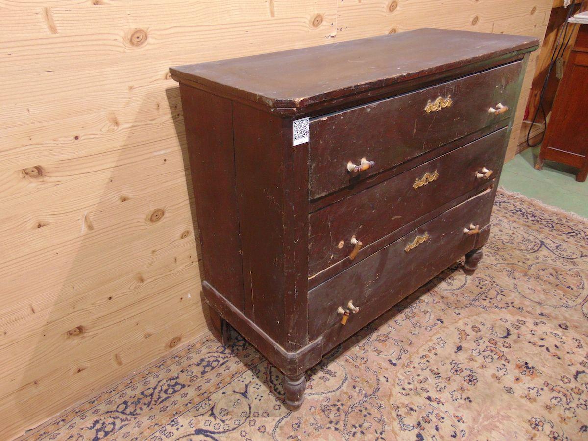 Cassettone 3 cassetti in noce 1947...jpg