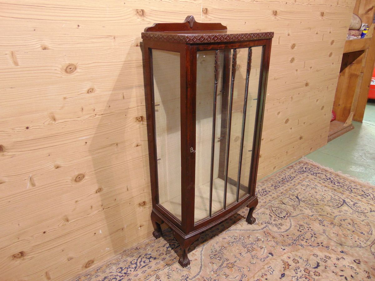 English display cabinet 1989...jpg