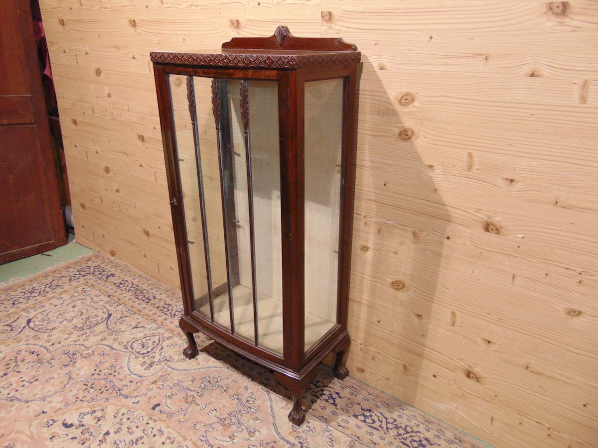 English display cabinet 1989....jpg
