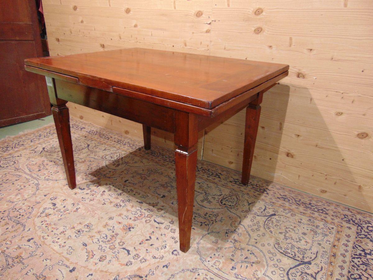 Tavolo a tiro Luigi XVI 1990....jpg