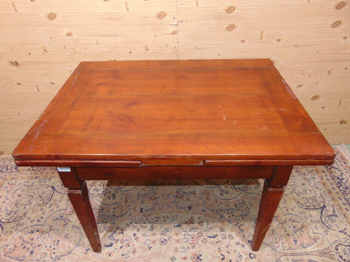 Tavolo a tiro Luigi XVI 1990..jpg