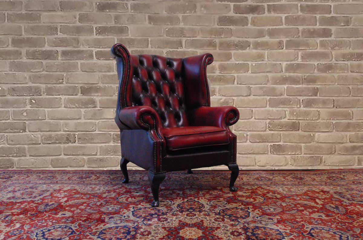 Burgundy Queen Anne Chesterfield armchair dsc04041copia.jpg
