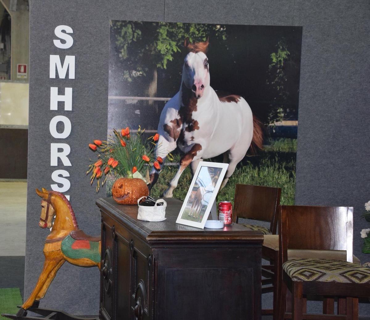 Allestimento stand SMHorses presso la fiera del cavallo Americano a Cremona whatsappimage2018-10-30at13.10.04.jpg