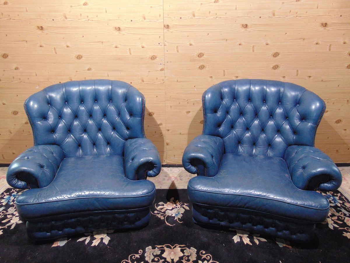 Salotto Chesterfield blu 2190..jpg