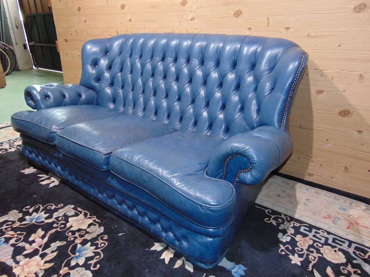 Salotto Chesterfield blu 2191...jpg