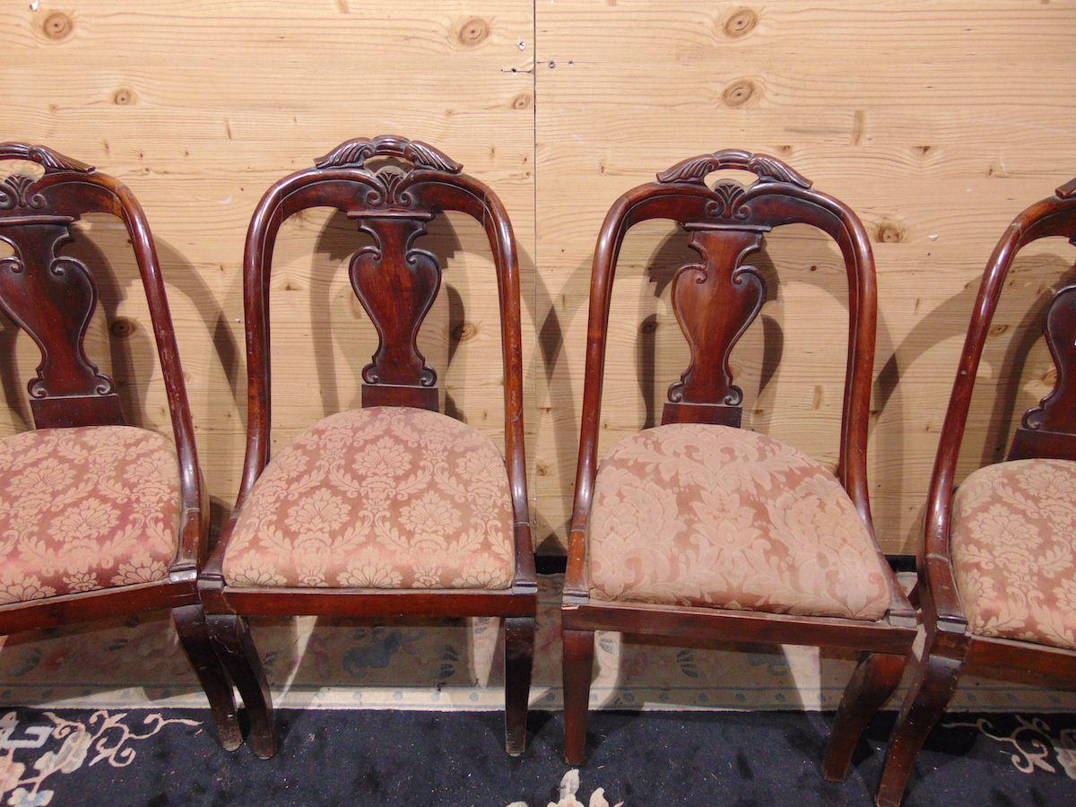 4 sedie impero in noce 2220..jpg