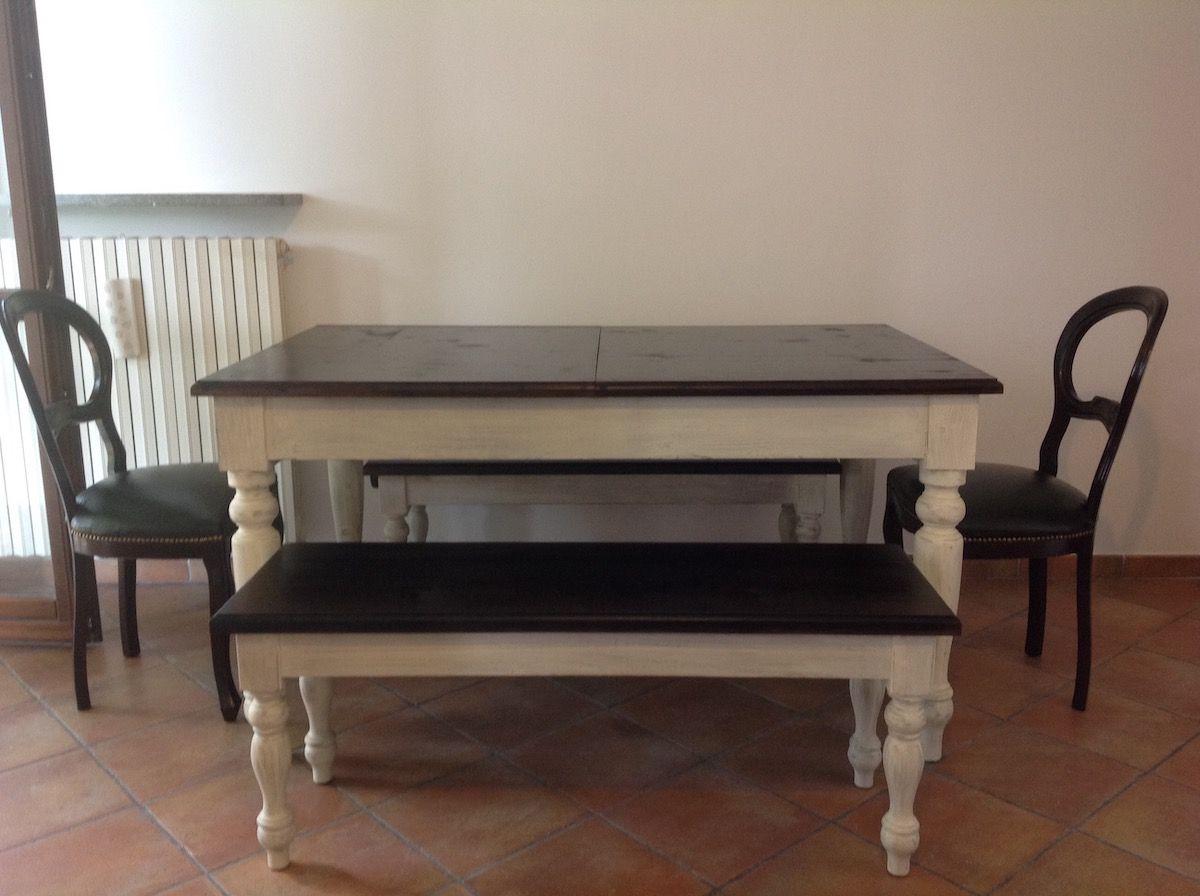 Tavolo e panchetta personalizzati img_7512.jpg