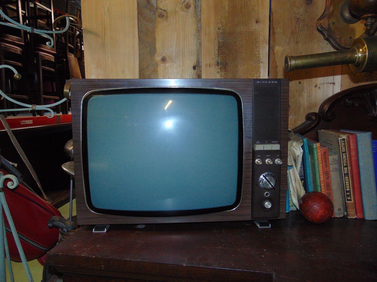 """Televisione vintage """"Minerva"""" dsc04859.jpg"""