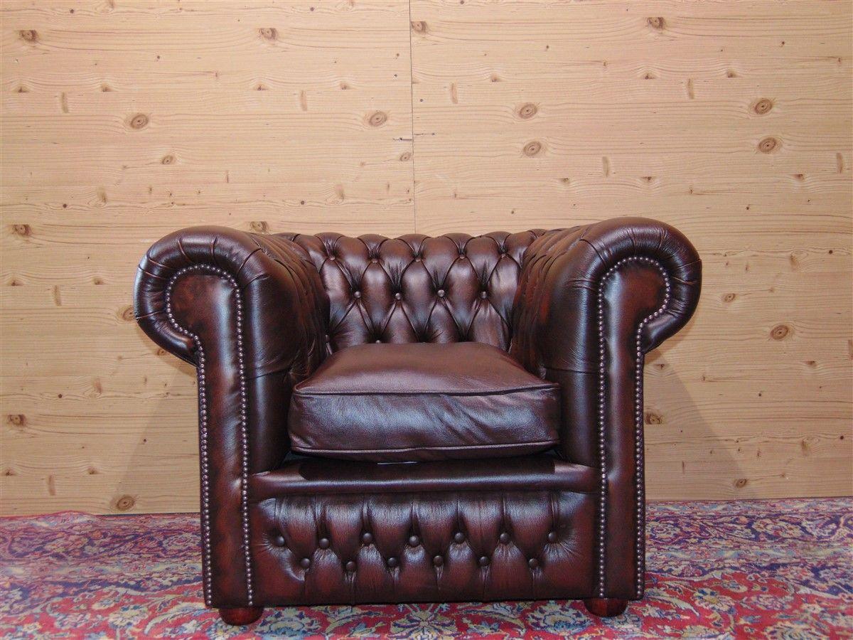 New Chesterfield armchair dsc05918.jpg