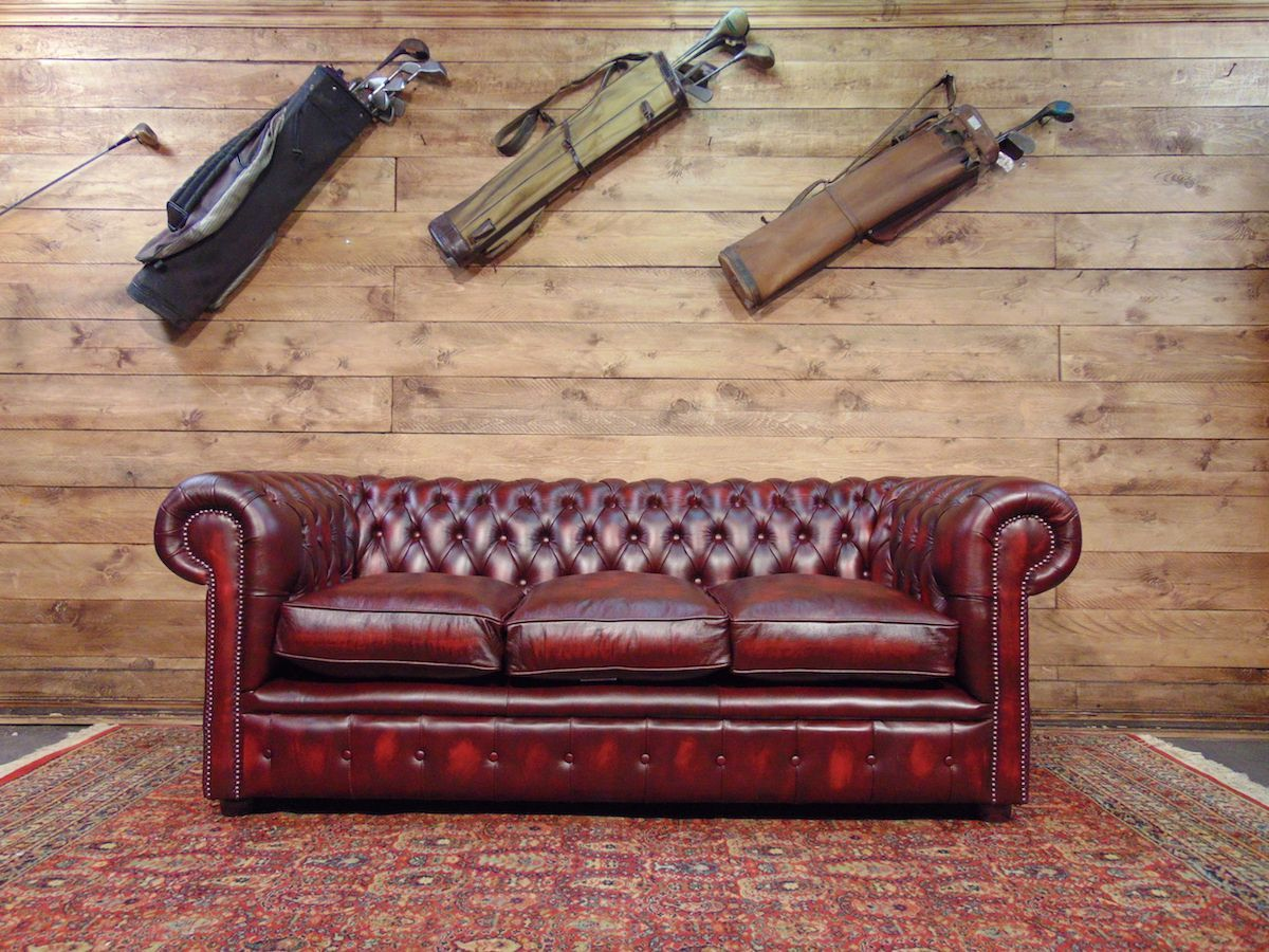 Fabbrica Divani A Brescia divani chesterfield: la storia del divano piu' famoso del mondo.