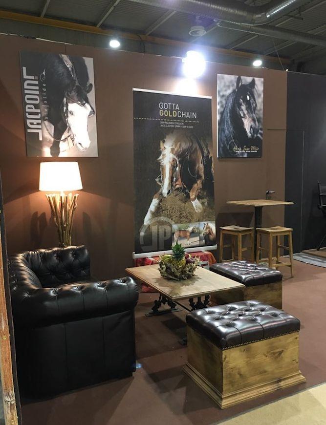 Allestimento stand al salone del cavallo americano a Cremona schermata2018-06-04alle12.53.27.png