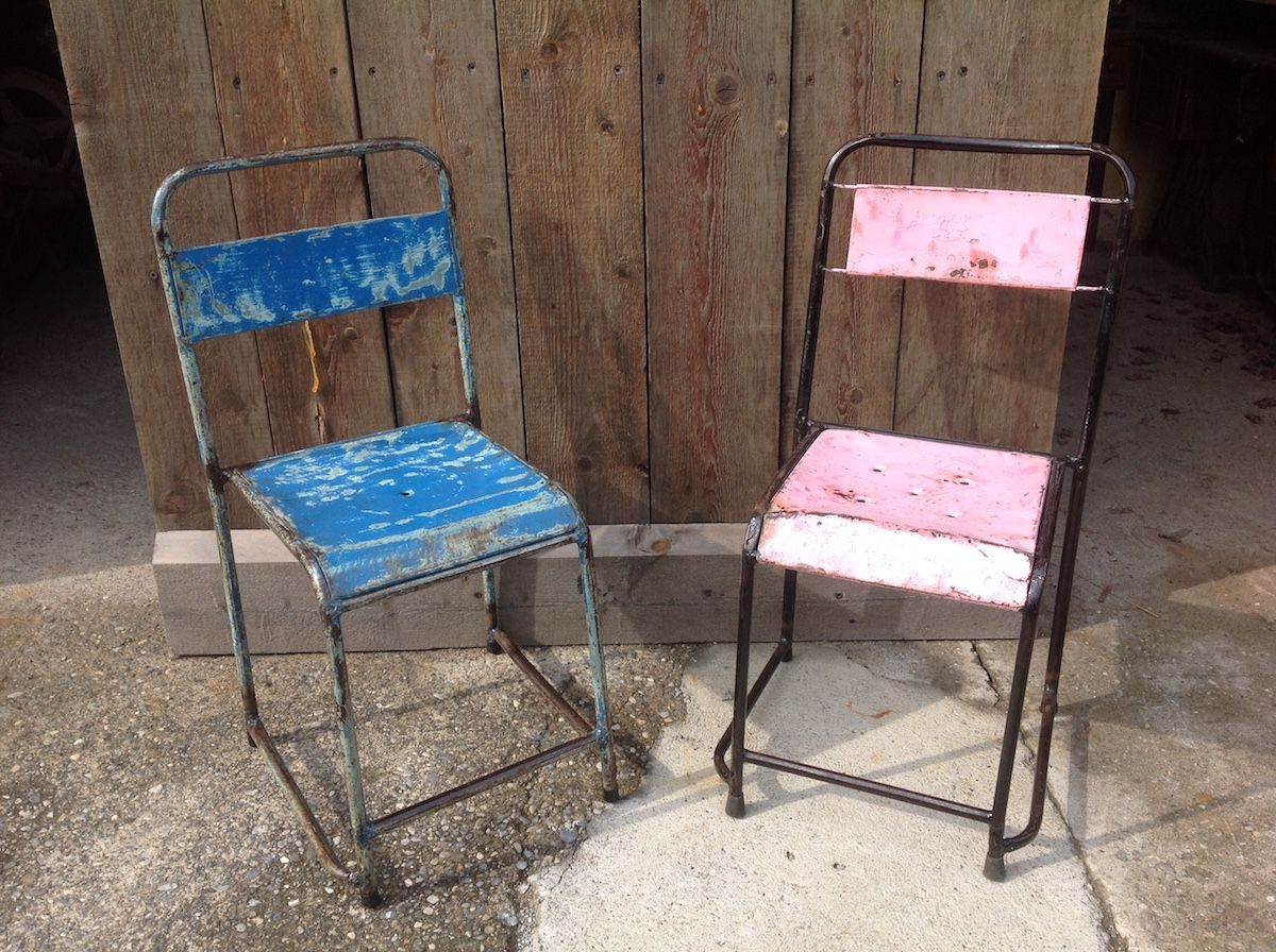Iron chairs in various colors img_0099.jpg