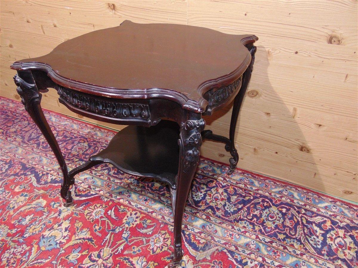Tavolino da tè inglese 66x66h74...jpg