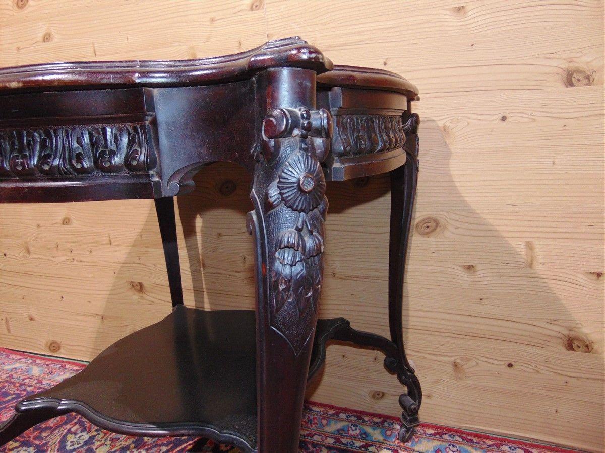 Tavolino da tè inglese 66x66h74......jpg