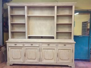 Classic and decappated custom built furniture