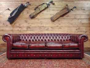 New Chesterfield sofas and armchairs