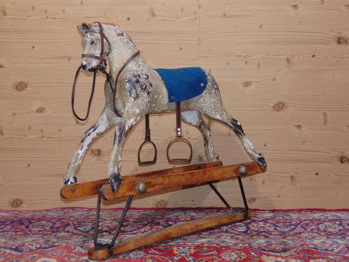 Antique wooden horse dsc05083.jpg