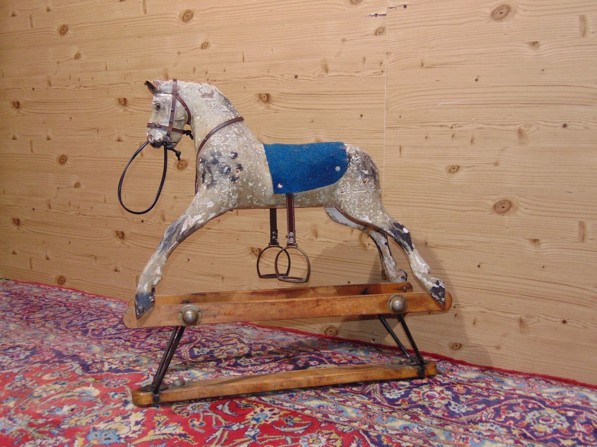 Antique wooden horse dsc05085.jpg
