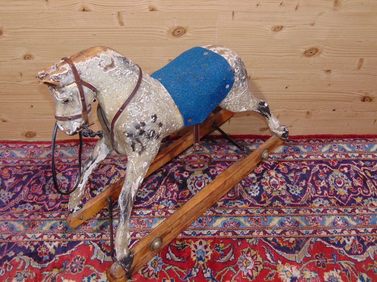 Antique wooden horse dsc05086.jpg