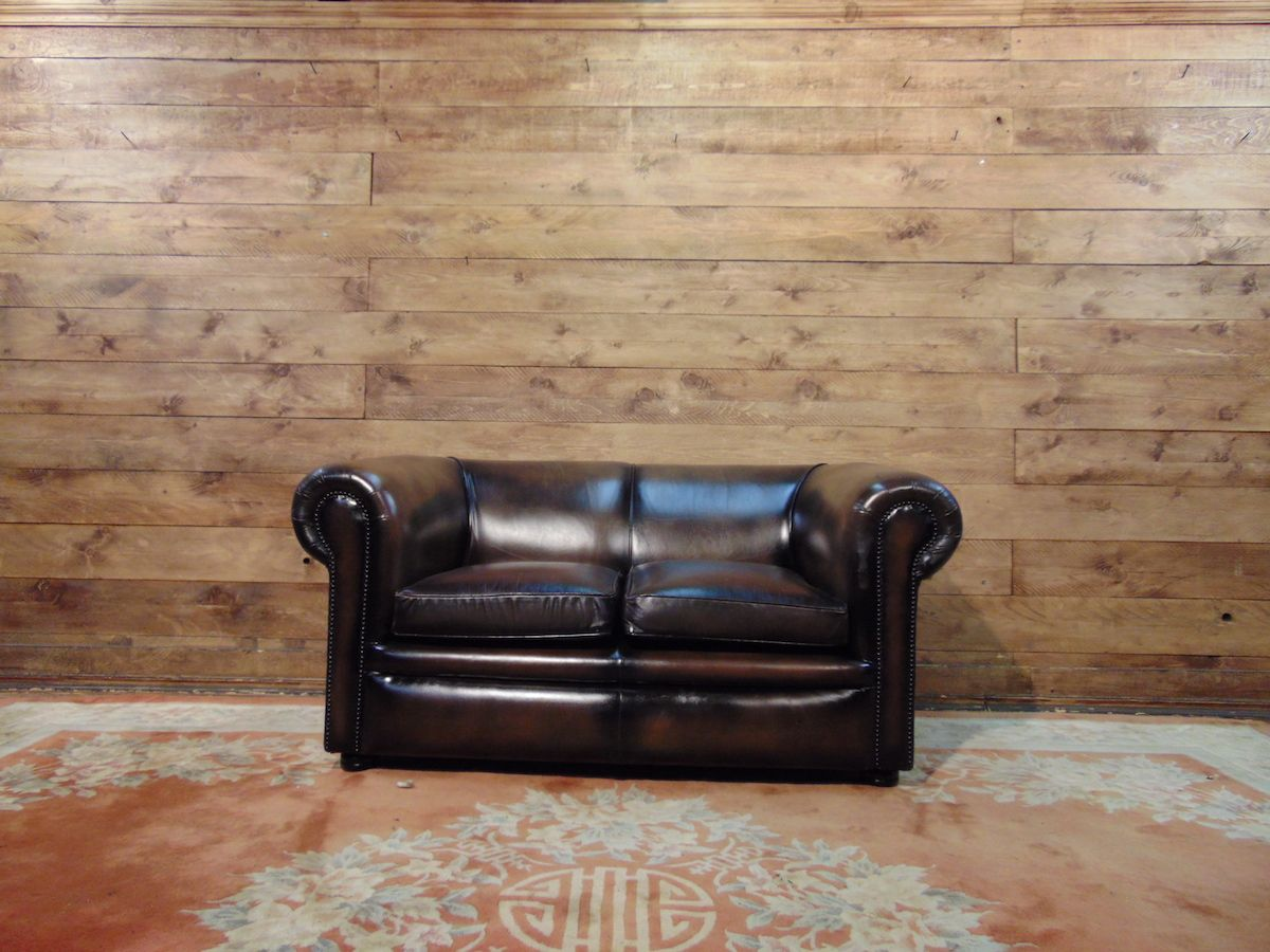 Chesterfield sofa 2 original English places in leather mustard dsc02770.jpg