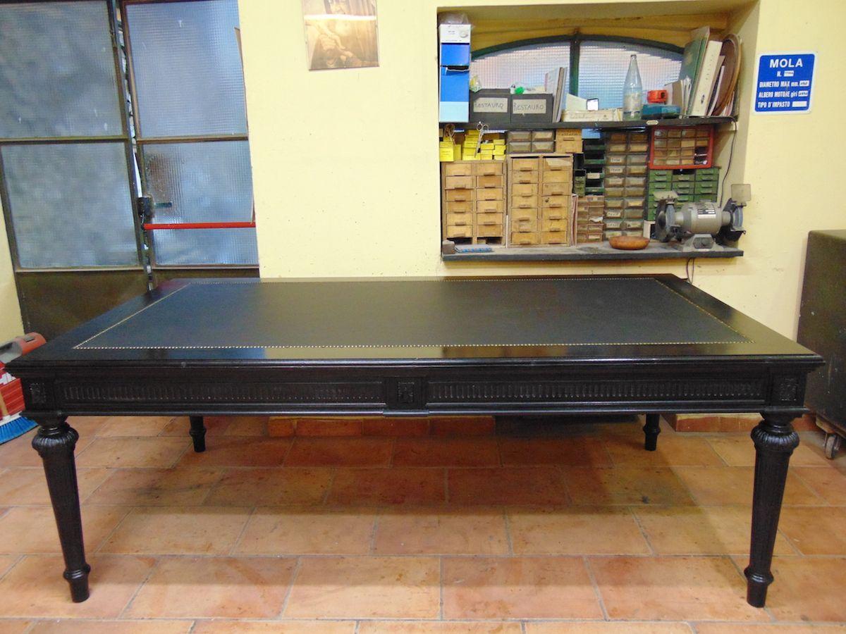 Tavolo nuovo costruito in pioppo nero dsc00674.jpg