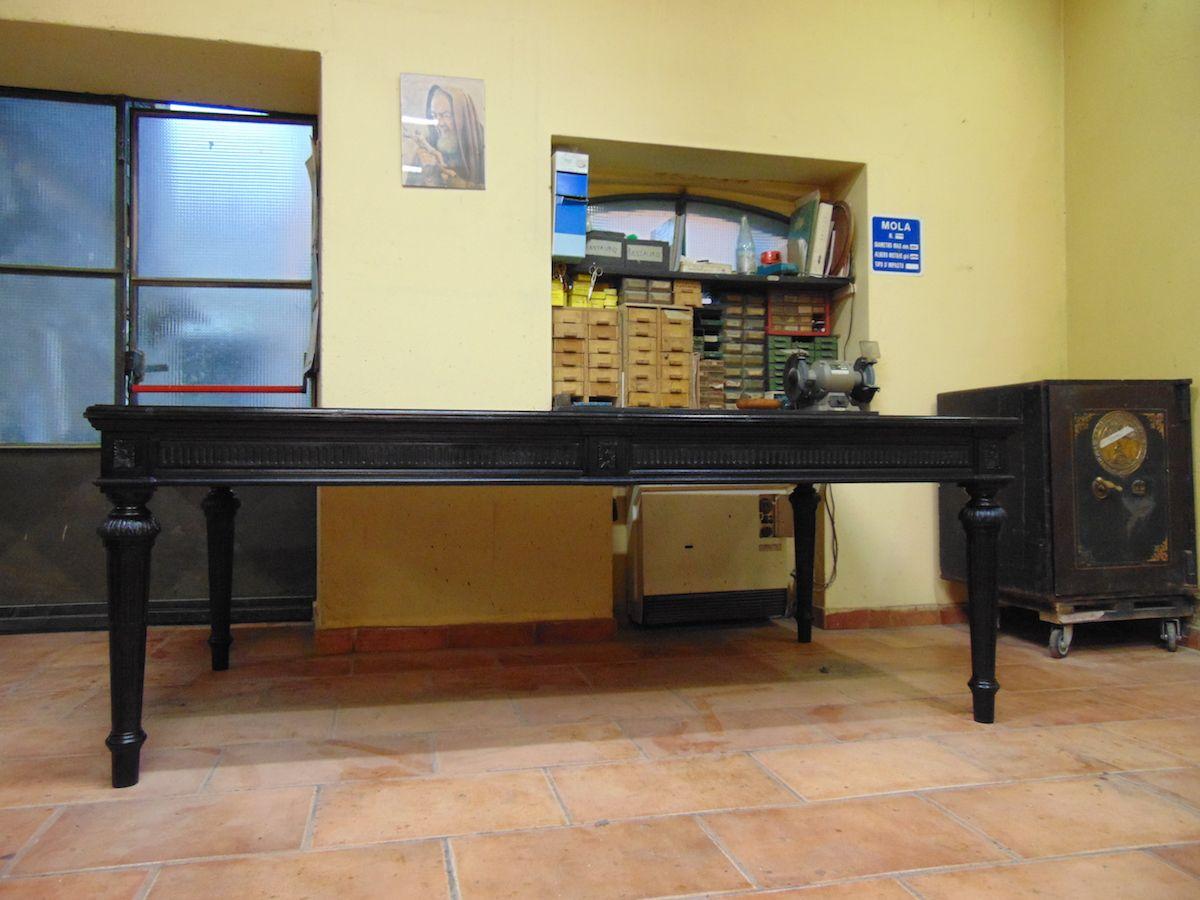 Tavolo nuovo costruito in pioppo nero dsc00670.jpg