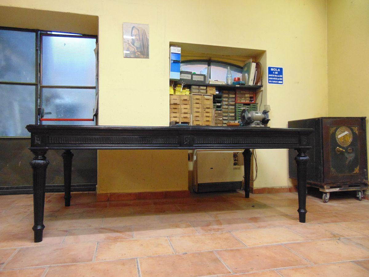 Tavolo nuovo costruito in pioppo nero dsc00671.jpg